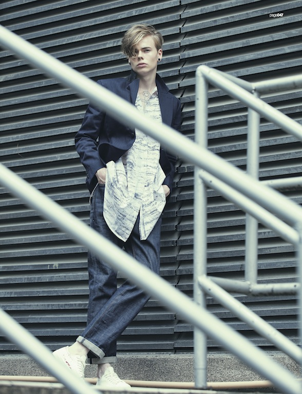 Tags 1626 Cool Fashion Editorial Story Industrial Magazine Male Model Style Superkohy Supermoda Trends Trendy